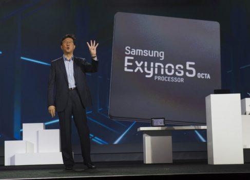 CES-2013: Samsung показала 8-ядерный Exynos 5 Octa