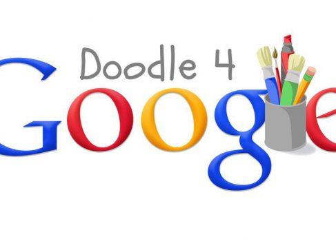 Google запускает шестой ежегодный конкурс детских рисунков doodle 4 google