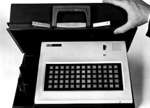 IBM представила портативный аудио-терминал 2721 [ретро-новости]
