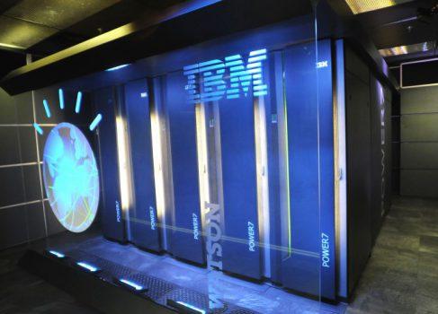 Суперкомпьютер IBM Watson научился хамить