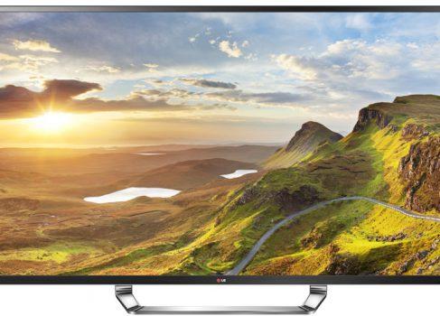LG начала продажи первого в России Ultra HD телевизора
