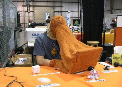 Laptop Compubody Sock – шерстяное нечто для полной приватности [юмор]