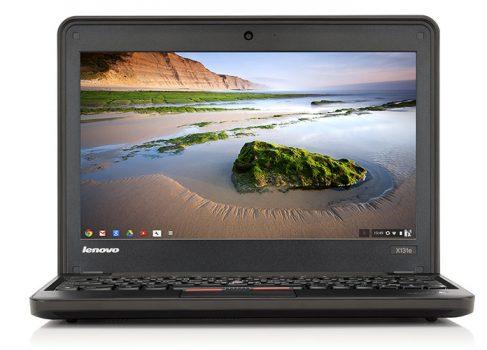 Lenovo выпустила свой Cromebook