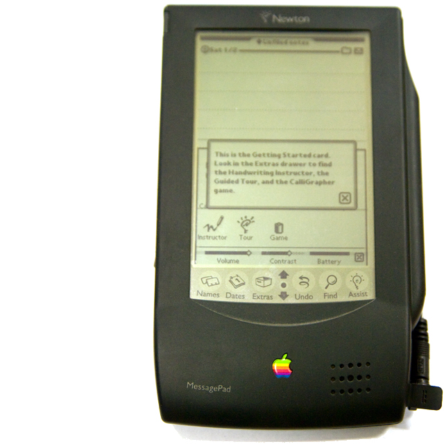 Original MessagePad