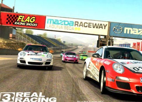 Как создается Real Racing 3