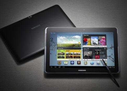 Планшет Samsung Galaxy Note 8.0 может быть представлен в феврале