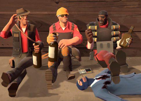 Team Fortress 2 могут портировать для игры в очках виртуальной реальности