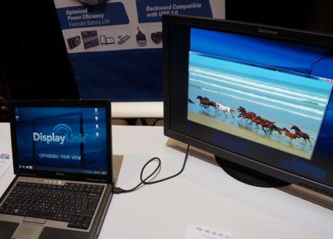 CES-2013: ноутбук, который питается от USB