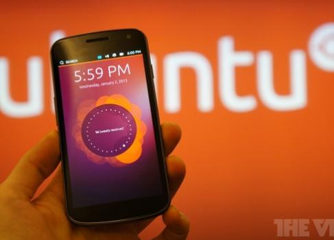 Представлена «переходная» мобильная Ubuntu на Android