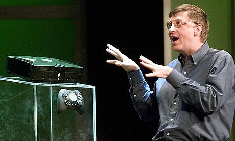 Xbox-Bill-Gates