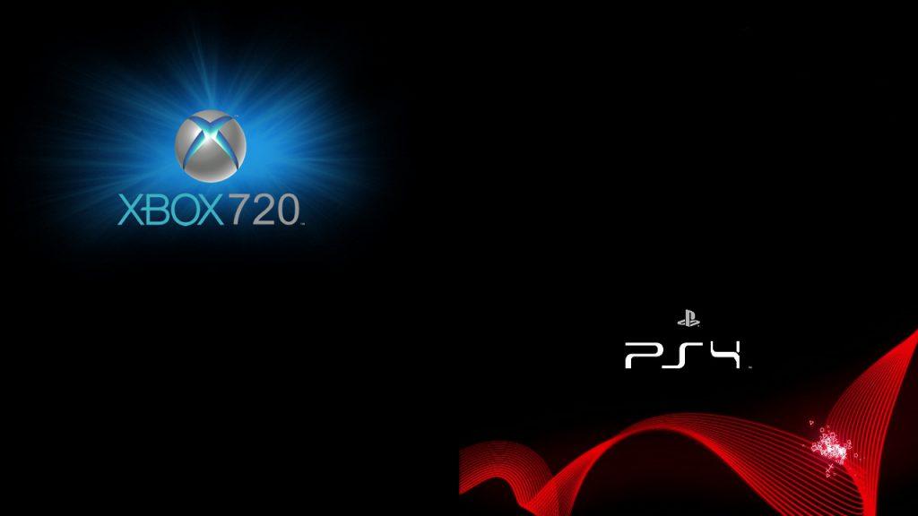 Xbox720vsPS4