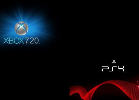 Playstation 4 и Xbox 720 появятся осенью 2013 года