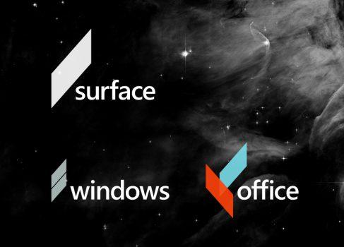 Microsoft нанимает дизайнера, который представил свою концепцию ребрендинга фирмы
