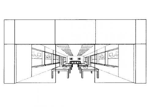 Apple запатентовала внешний вид своих магазинов