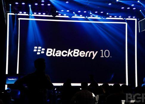 Представлена новая операционная система BlackBerry 10