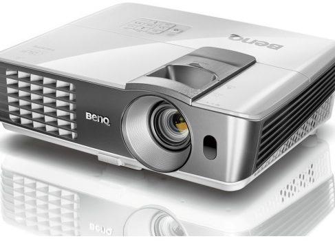 CES-2013: BenQ представила два новых 3D-проектора по доступным ценам