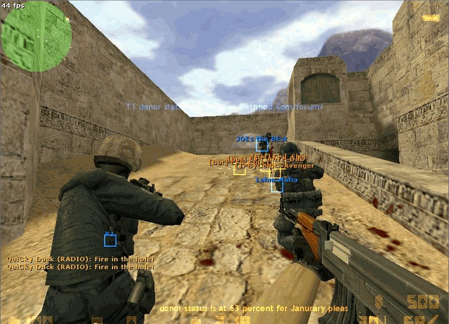Counter-strike 16 - a9