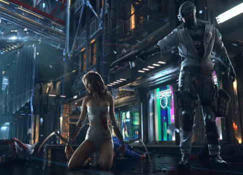 CD Projekt приоткрывает завесу над Cyberpunk 2077 [видео]