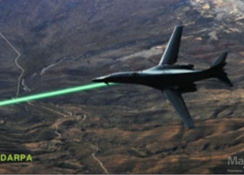 Лазеры в стиле «Звёздных Воин» поступят на вооружение с 2014 года