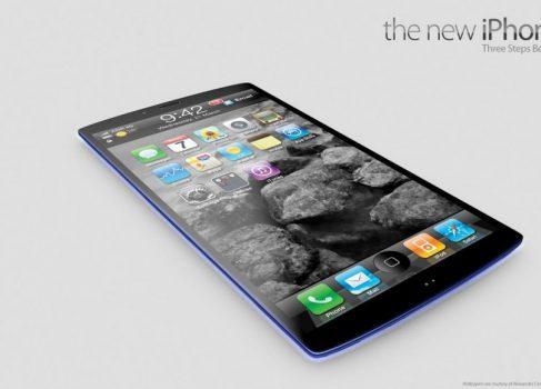 Помимо iPhone 5s Apple может выпустить смартфон с 4.8-дюймовым дисплеем [слух]