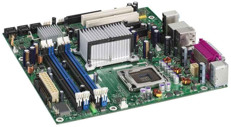 intel DQ965GF-Motherboard