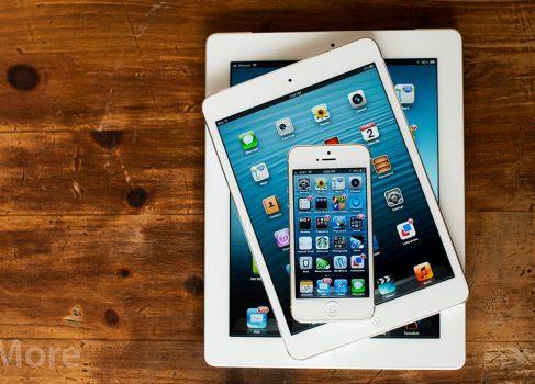 Apple тестирует iPhone и iPad с большими экранами [WSJ]