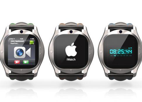 Apple эксперементирует с различными формами для iWatch [nytimes]