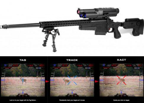 CES-2013: американский стартап представил снайперскую винтовку с Linux-прицелом