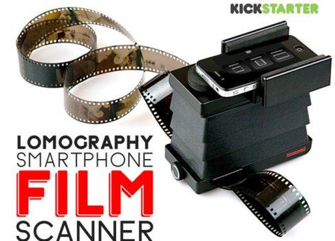 Общество ломографии запустило Kickstarter-проект сканера для 35мм плёнки
