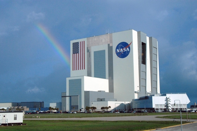nasa-building-rainbow