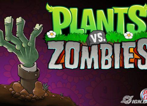 Plants vs Zombies портирована на Symbian