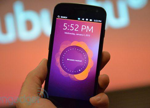 Ubuntu Mobile OS: первый взгляд [видео]