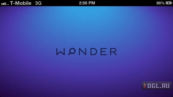wonder-Start