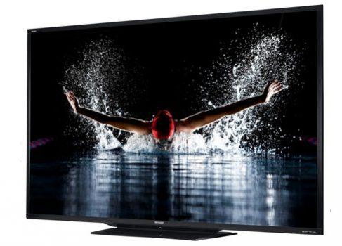 CES-2013: Sharp представил 85-дюймовый телевизор с разрешением 8K