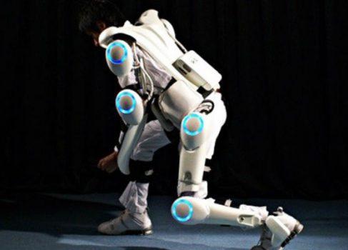 Начались испытания экзоскелета Cyberdyne HAL