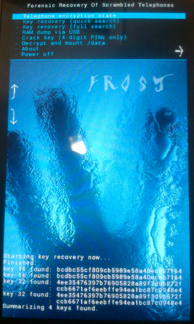 Android_Frost