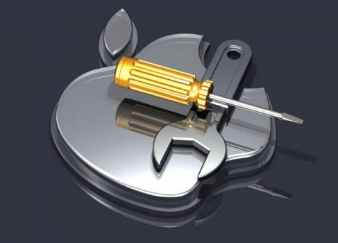 Секретные материалы сервиса Apple