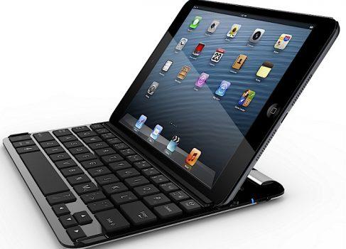 Belkin представляет новую клавиатуру для iPad mini