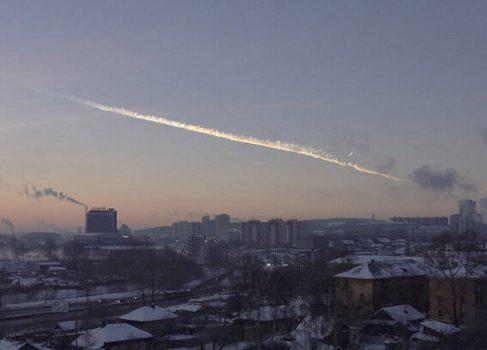 Мировые тренды Twitter возглавил челябинский метеорит