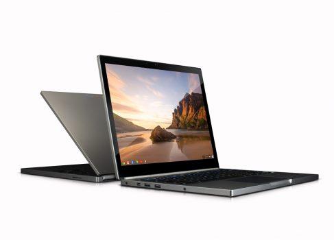 Google продемонстрировала Chromebook Pixel
