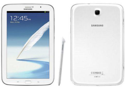 Samsung анонсировала планшет Galaxy Note 8.0