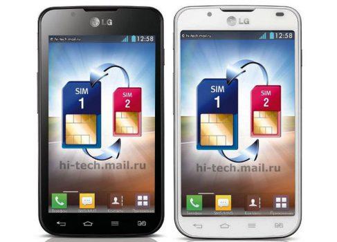 Nokia и LG дебютировали с «двухсимочными» телефонами
