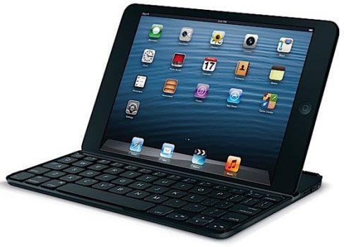 Logitech анонсировала чехол-клавиатуру для iPad mini