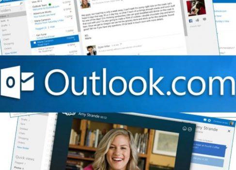 Microsoft начинает активное продвижение Outlook.com