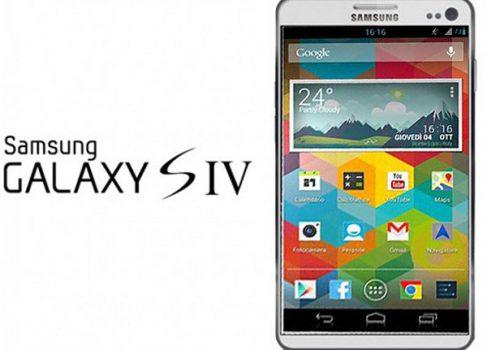Новые разведданные о Samsung Galaxy S IV