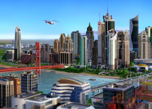Стартует второе бета-тестирование Sim City
