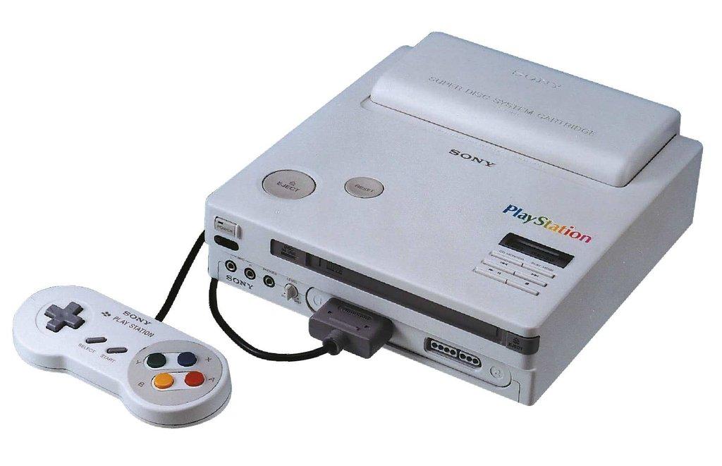 Sony-Play-Station
