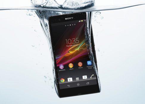 Sony Xperia Z появится в России до конца февраля