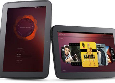 Что нового в Ubuntu Tablet