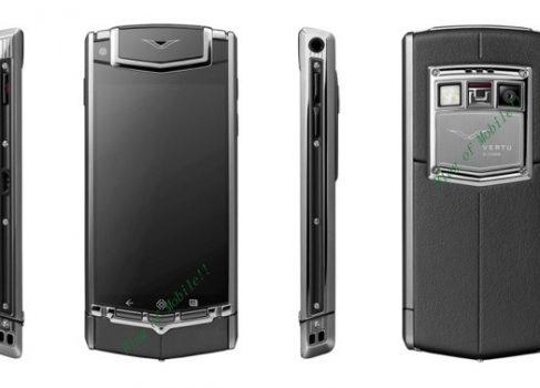 Vertu выпускает первый Android-смартфон за €7 900